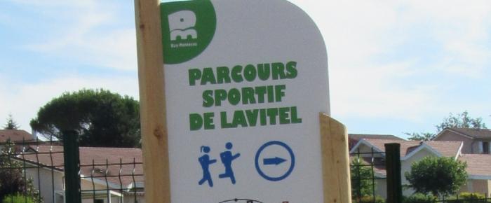Le parcours sportif