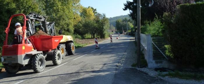 Demande d'occupation du domaine routier