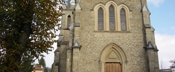 L'église de Montceau